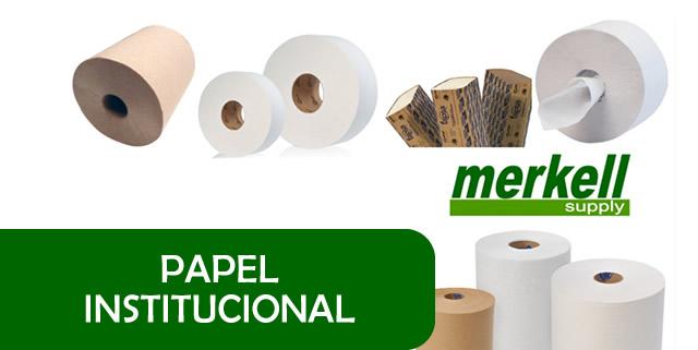 papel institucional